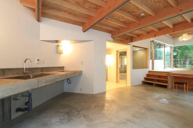 Cozinhas  por The Chase Architecture,
