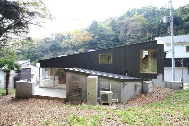 Casas  por The Chase Architecture,