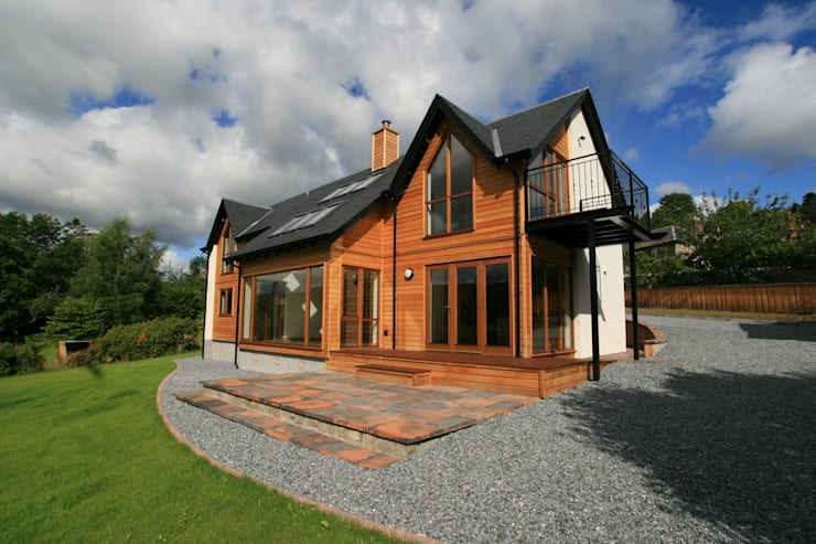 Houses by Russwood - Flooring - Cladding - Decking