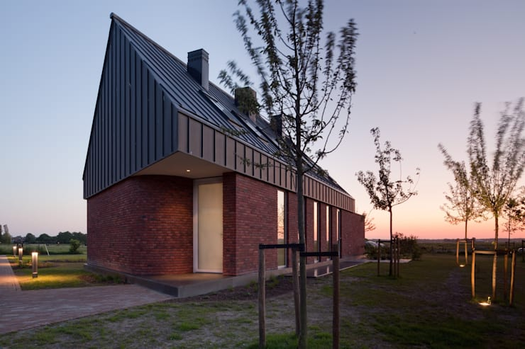 Houses by Jan de Wit architect