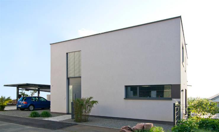 www.hallmann-schneider.de: moderne Häuser von Hallmann & Schneider | Freie Architekten