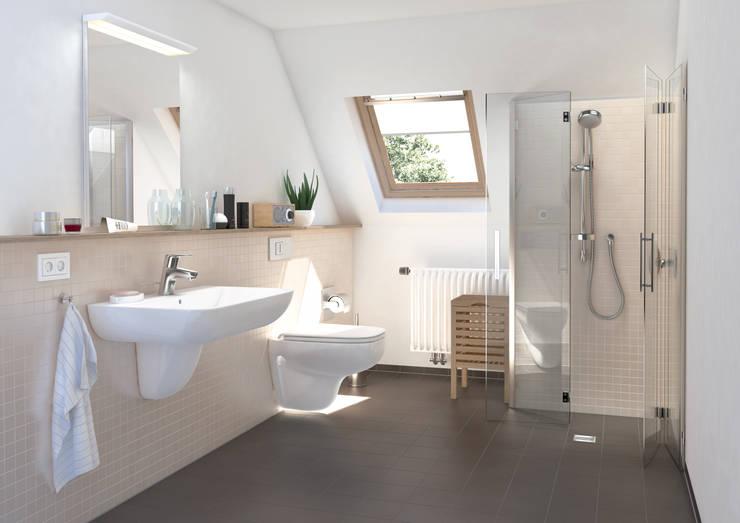 Kleine Praktische Badkamer : Douchecabines tien praktische voorbeelden