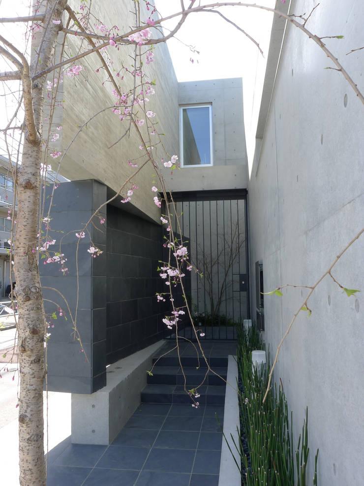 .: 長村英紀建築計画室が手掛けた家です。