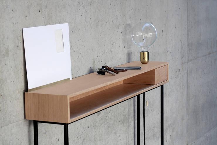 Remind me:  Flur, Diele & Treppenhaus von Lisa Merk Produktdesign