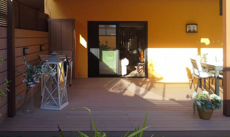 Terrazas de estilo  por Vicente Galve Studio