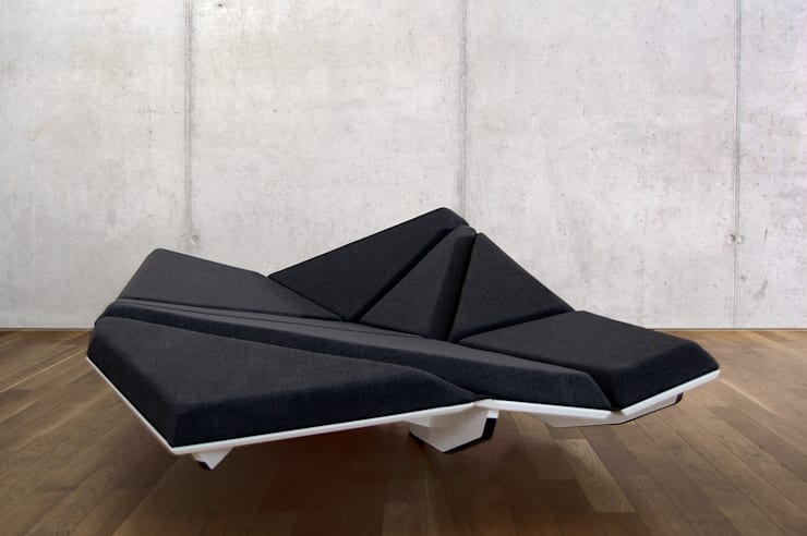 Salas de estilo moderno por ALEXANDER REHN DESIGNSTUDIO