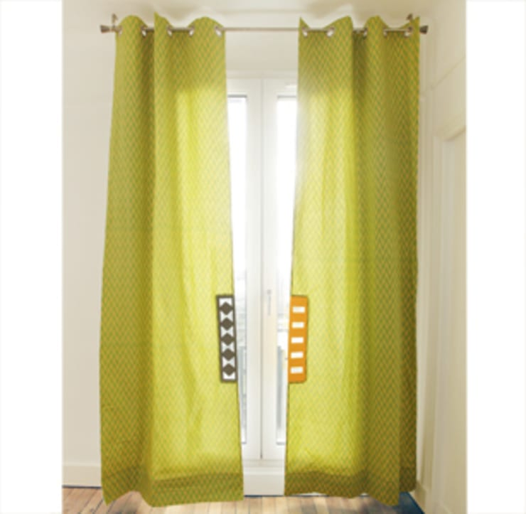 Puertas y ventanas de estilo ecléctico de Silvia Gianni