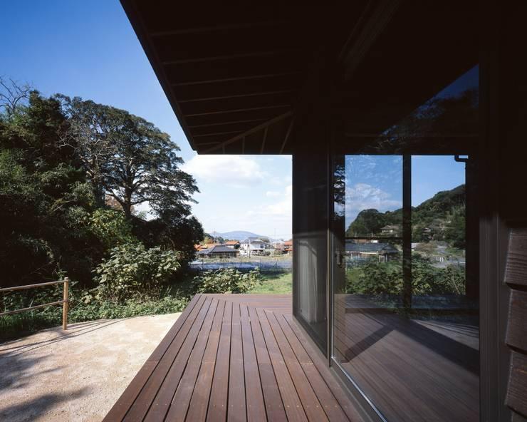 長門の家 House In Nagato: 飯塚建築工房が手掛けた家です。,