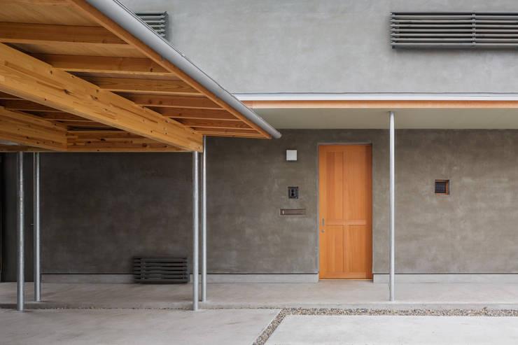 奈坪の家 / House in Natsubo オリジナルな 家 の 水野純也建築設計事務所 オリジナル