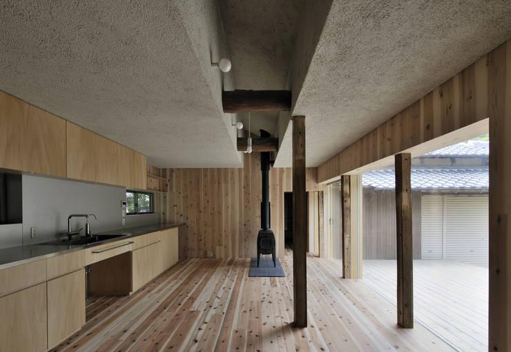 キッチン: 総合建築植田が手掛けたです。