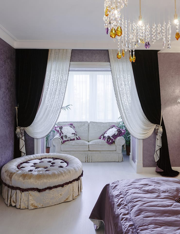 Cherry inspiration: Спальни в . Автор – HOME Couture,