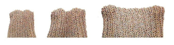 Rope knitting bag series.: Knitster의