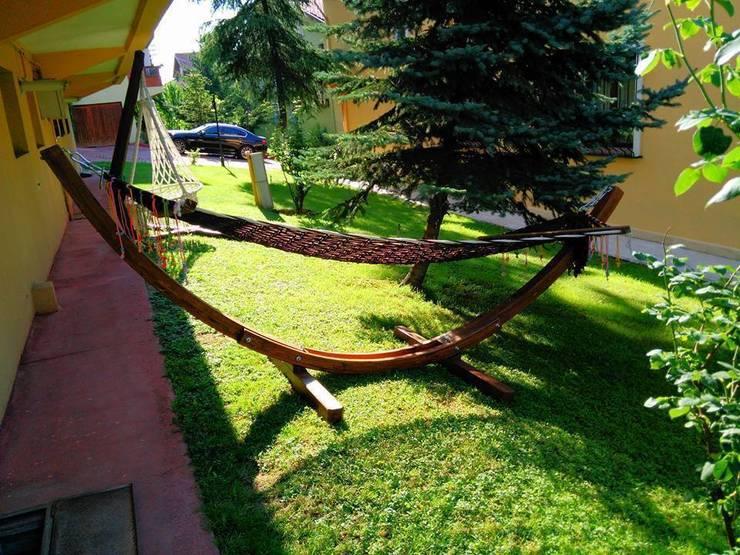 Projekty,  Ogród zaprojektowane przez YILDIZ HAMAKÇILIK