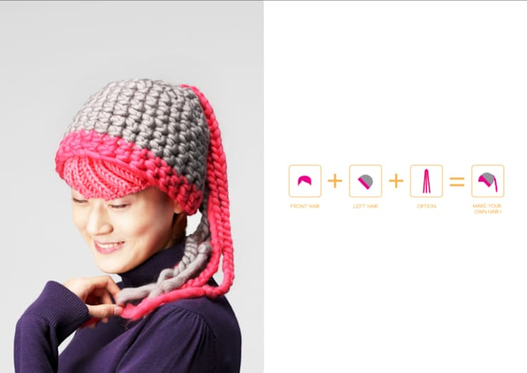 Another hair project: Knitster의  ,