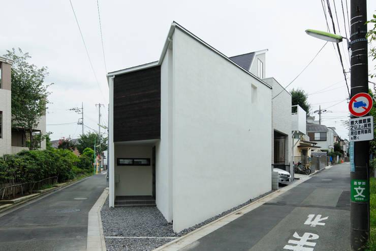Maisons de style  par 一級建築士事務所A-SA工房,