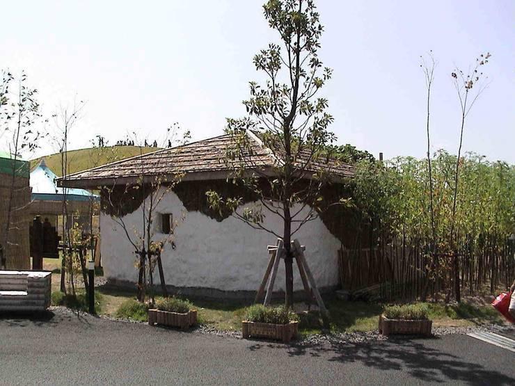 外観: アトリエ・K建築設計工房一級建築士事務所が手掛けた家です。