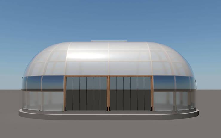 Helis Grafik – Amazon Wooden – Medyan:  tarz Ofisler ve Mağazalar, Modern