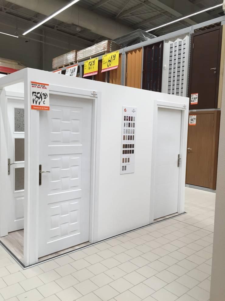 nar ahşap san. ve inş.ltd.şti – Nar kapı:  tarz Ofis Alanları & Mağazalar