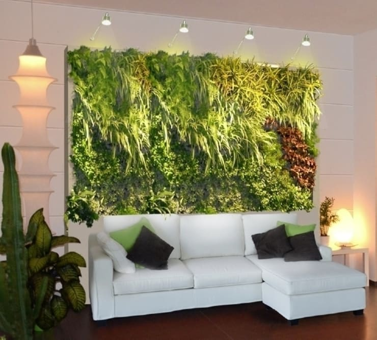 Interior landscaping by Dotto Francesco consulting Green