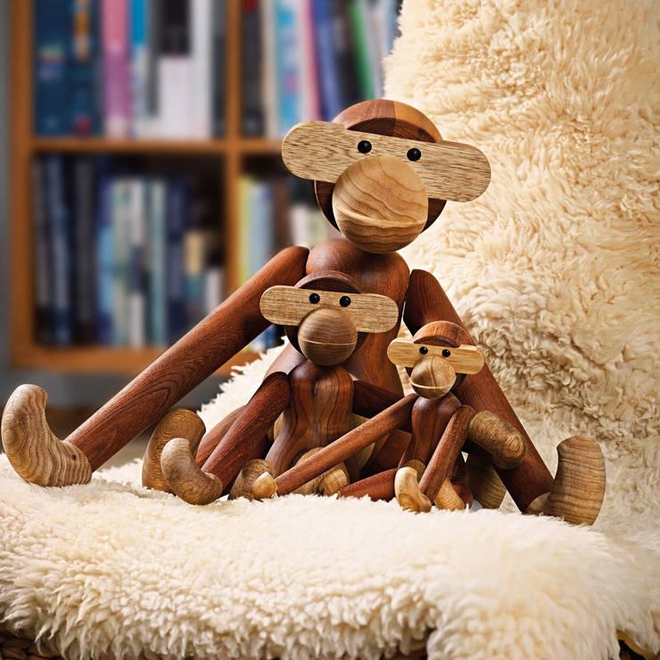 Kay Bojesen Denmark - Holz-Affe:  Kinderzimmer von Connox