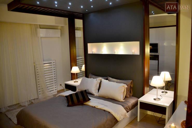 Bedroom by ROAS Mimarlık
