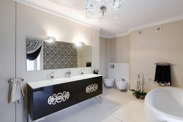 Cherry inspiration: Ванные комнаты в . Автор – HOME Couture,