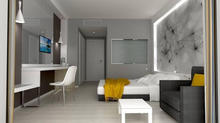 Kalya Interior Design – Ring Hotel Beldibi/Antalya:  tarz Oteller