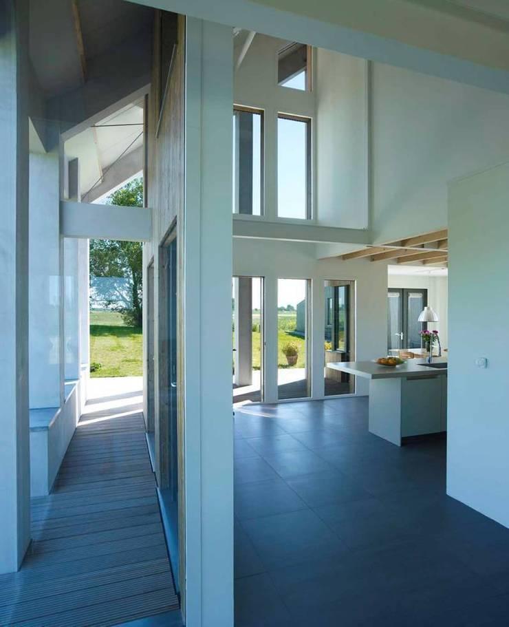 Woonhuis Silverled:  Keuken door Zilt Architecten