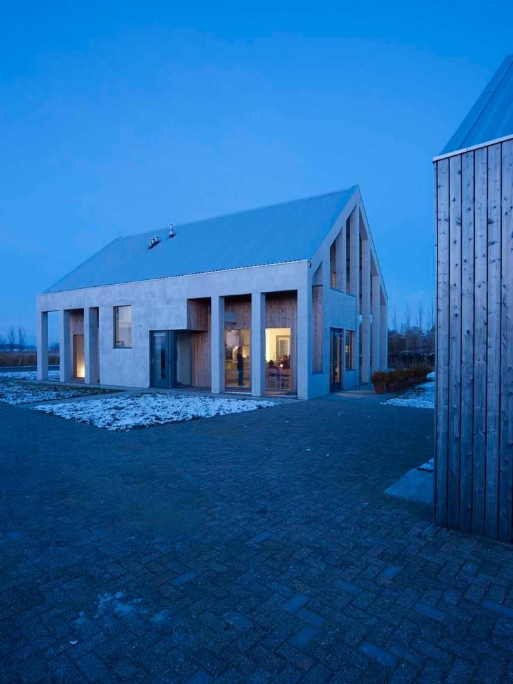 Woonhuis Silverled:  Huizen door Zilt Architecten