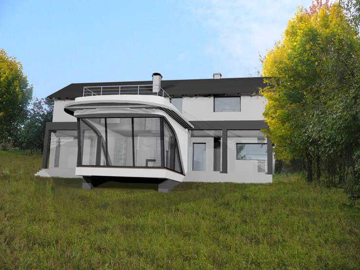 Delfin: styl , w kategorii Domy zaprojektowany przez Limba
