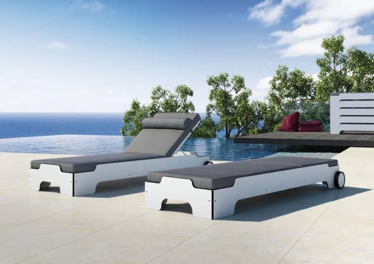 Projekty,  Ogród zaprojektowane przez homeform GmbH