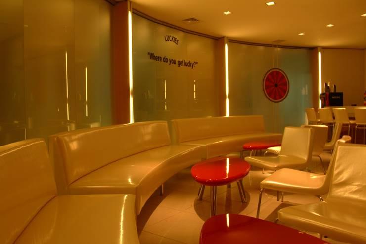 Pop Design – British American Tobacco Turkey: modern tarz Oturma Odası