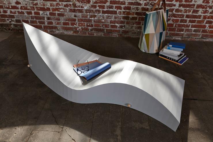 Balcones y terrazas de estilo  por homeform GmbH