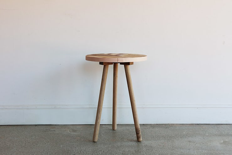 The Unique Side Table Four:  Bedroom by Factory Twenty One,
