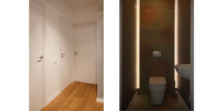 Ванные комнаты в . Автор – Despace