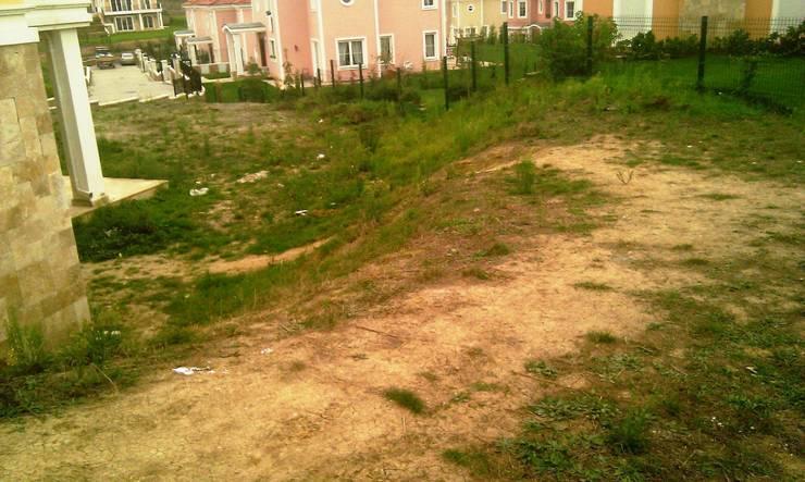 Bahçevilla Peyzaj Tasarım Uygulama –  ÖNCEKİ / BEFORE:  tarz