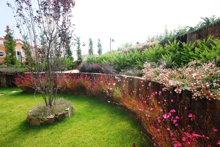 Bahçevilla Peyzaj Tasarım Uygulama – SONRAKİ /AFTER:  tarz