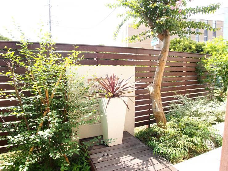 .: 株式会社Garden TIMEが手掛けた庭です。