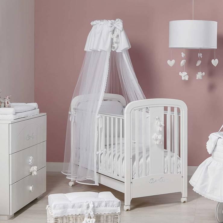modern Nursery/kid's room by My Italian Living