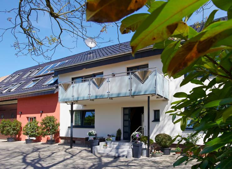 Funk fürs Fachwerk:  Häuser von Somfy GmbH