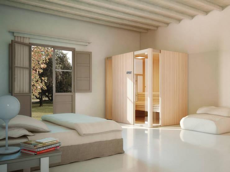 Effegibi Auki : modern Spa by Steam and Sauna Innovation