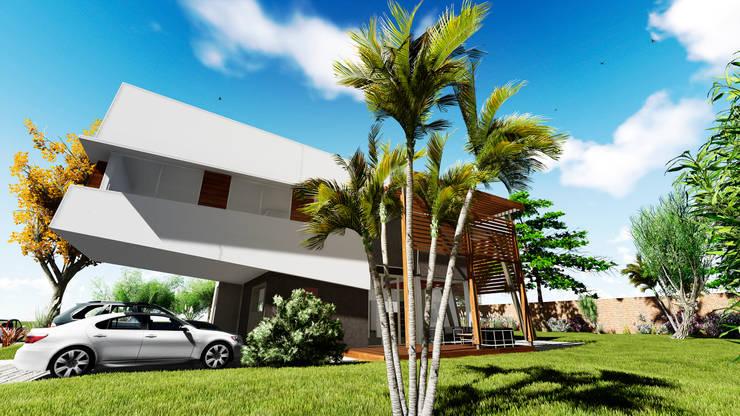 E&M House:  de estilo  por Módulo 3 arquitectura