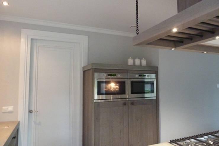 Oven en stoomoven 2:  Keuken door de Lange keukens
