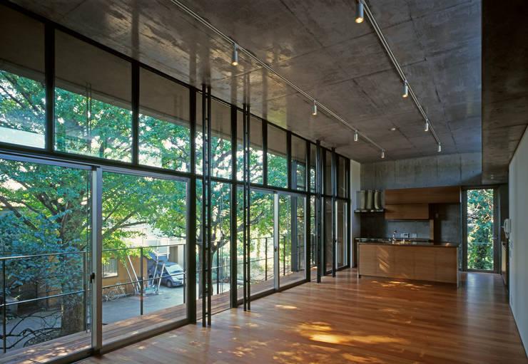 HAN環境・建築設計事務所의  거실