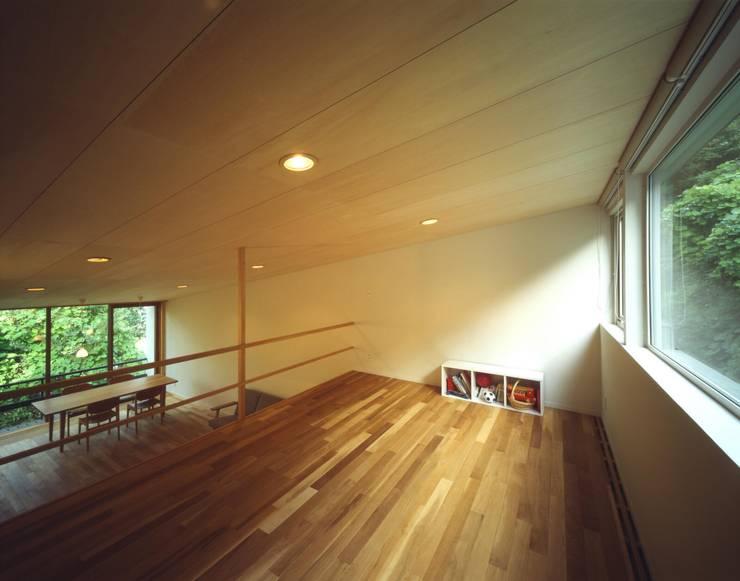 子供室: キタウラ設計室が手掛けた子供部屋です。,オリジナル