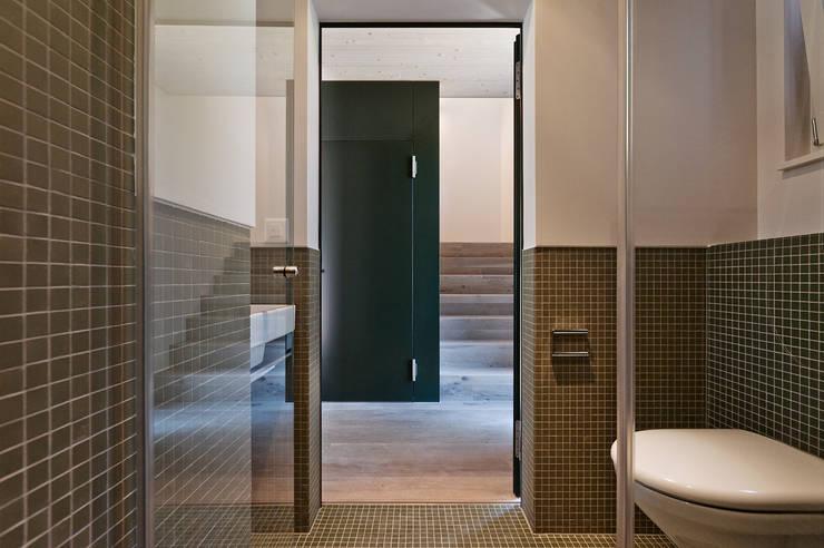 Giesser Architektur + Planung:  tarz Koridor ve Hol