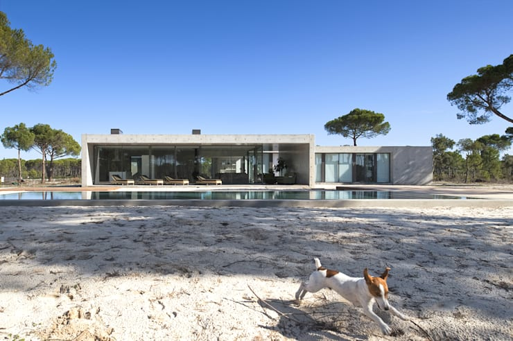 Houses by RRJ Arquitectos