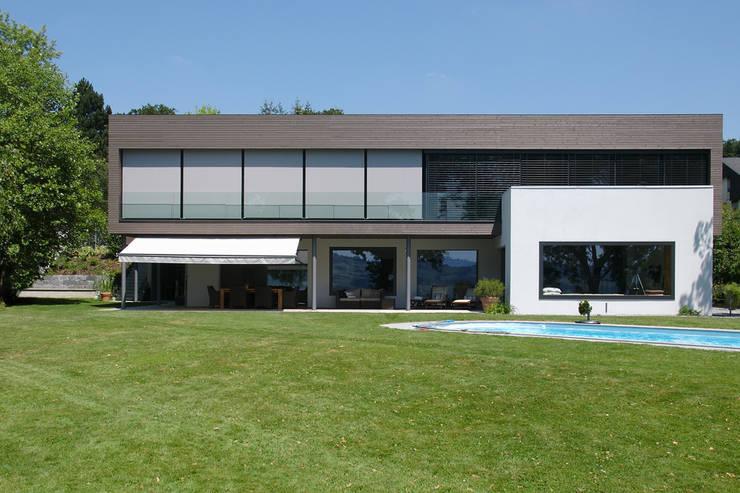 ZEITGEIST:  Villa von Hunkeler Partner Architekten AG