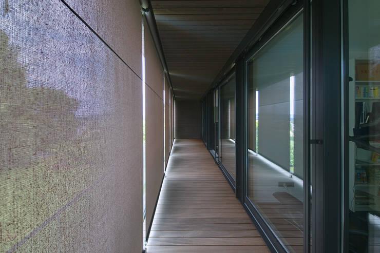 ZEITGEIST:  Terrasse von Hunkeler Partner Architekten AG