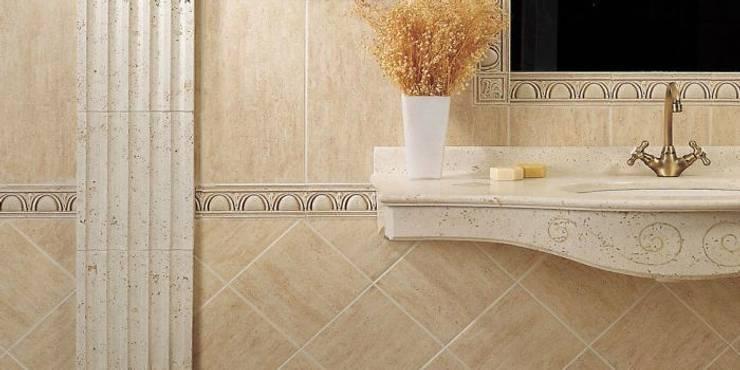 Tbeks – Banyo Seramik:  tarz Banyo, Klasik